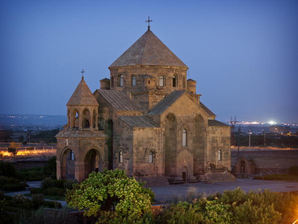 Saint Hripsimé Church Cathedral and Churches of Echmiatsin and the Archaeological Site of Zvartnots