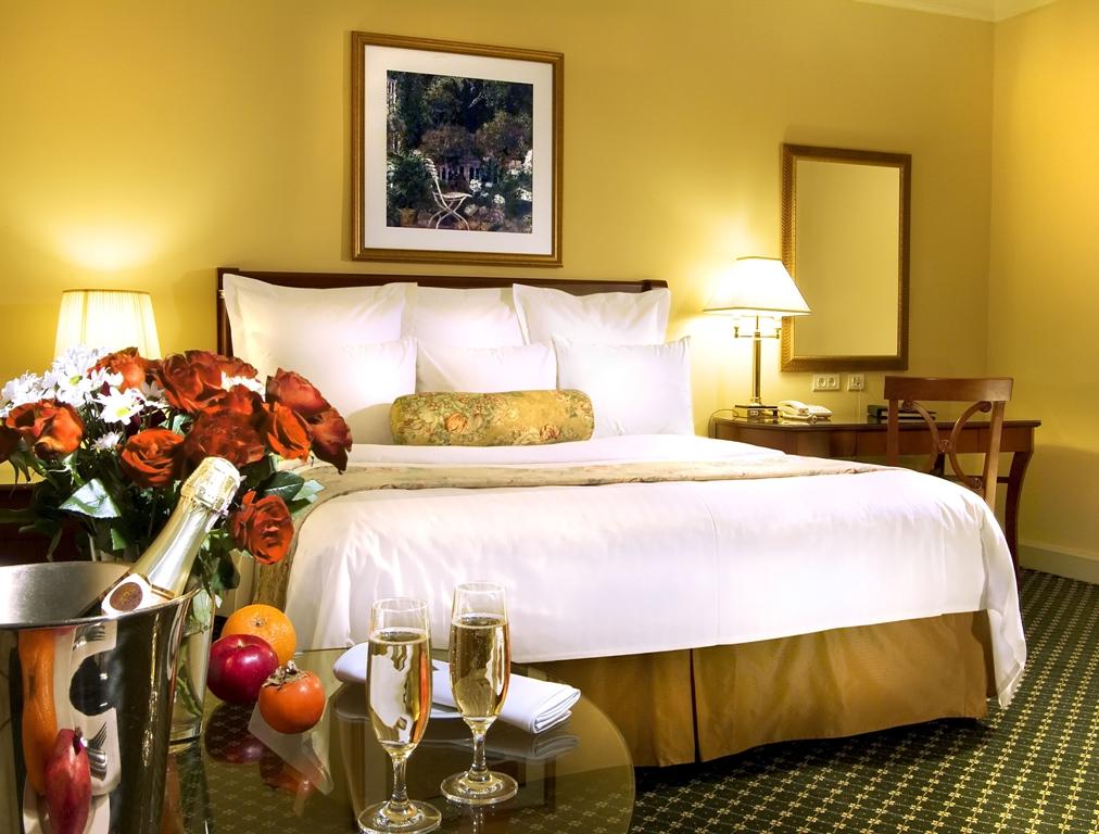 room in Marriott